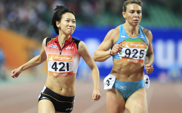 Images from Day Ten of the 2010 Asian Games
