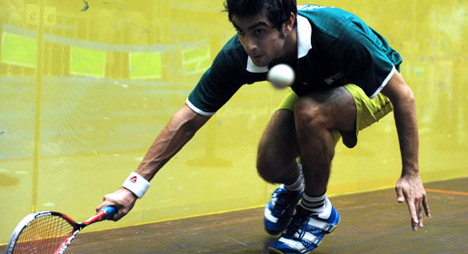 pakistan squash, squash, asian games squash, aamir atlas khan, aamir atlas, farhan mehboob, danish atlas