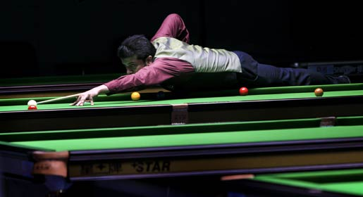 2010 Asian Games, Asian Games, snooker