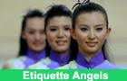 'Etiquette Angels'